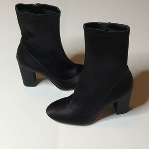 Sam Edelman ankle booties.